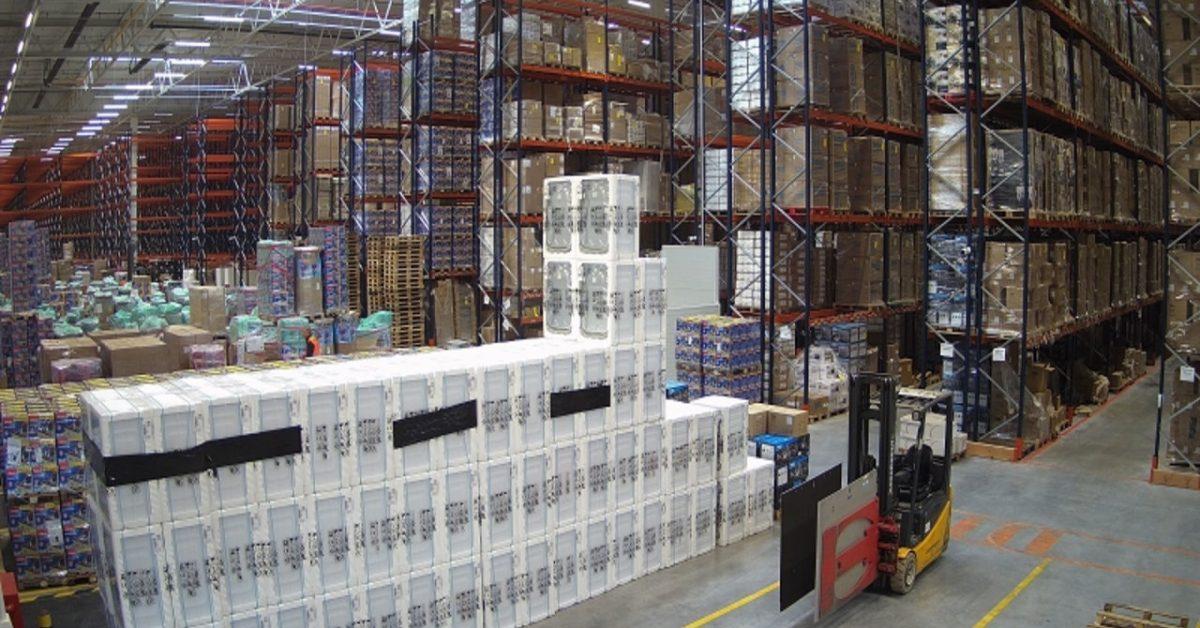 Największe centrum logistyczne Rohlig Suus Logistics otwarte pod Warszawą