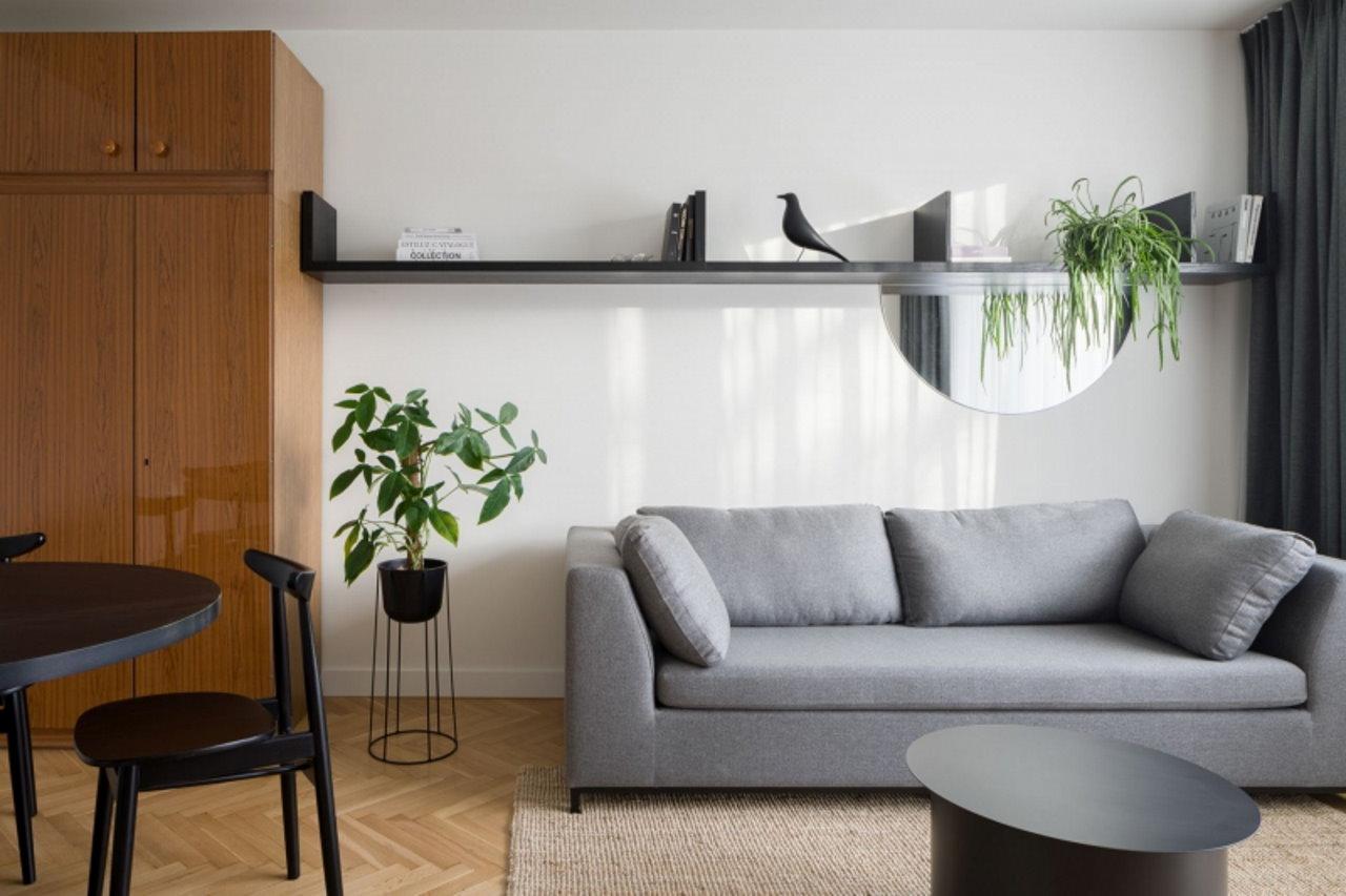 styl w mieszkaniu